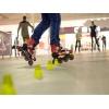 Полы для Роллердрома - покрытие для занятий на роликовых коньках