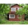 Продается дача с балконом в хорошем садовом товариществе